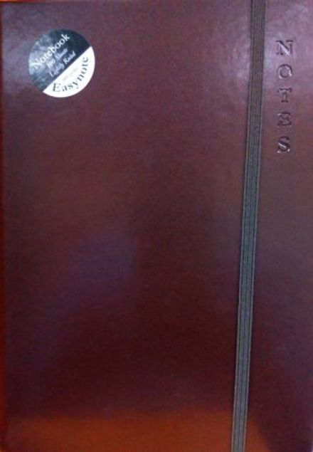 Picture of A5 Softpad Notebook (Brown)