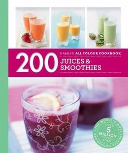 Picture of 200 Juices & Smoothies