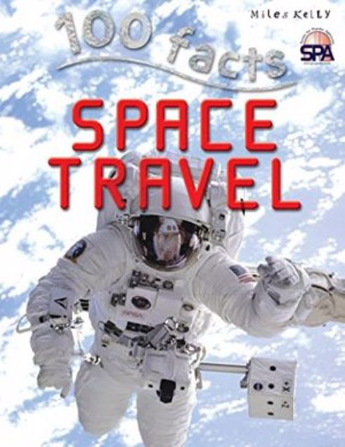 Picture of 100 Facts: Space Travel