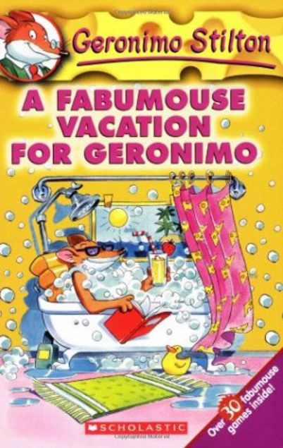 Picture of A Fabumouse Vacation For Geronimo