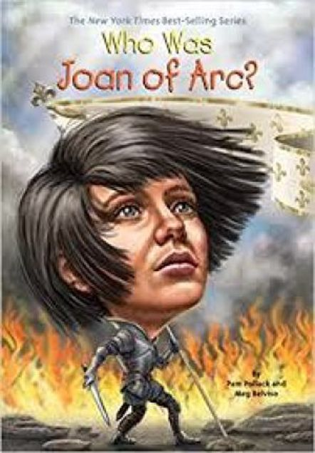 Picture of Who Was Joan Of Arc?