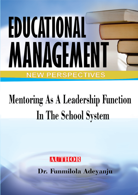 Picture of Mentoring as a Leadership Function in  the School System