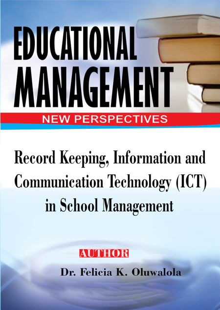 Picture of Record Keeping, Information and Communication Technology (ICT) in School Management