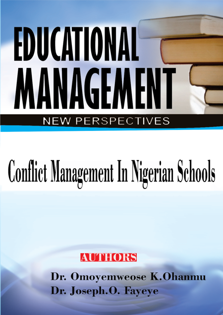 Picture of Conflict Management in Nigerian School System
