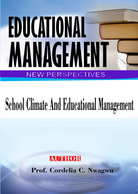 Picture of School Climate and Educational Management