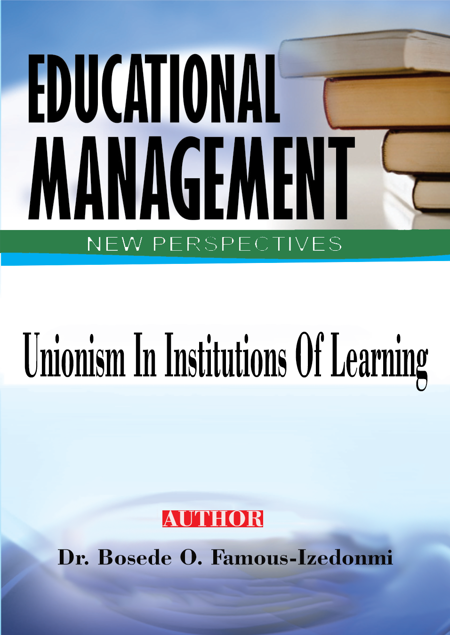 Picture of Unionism in Institutions of Learning