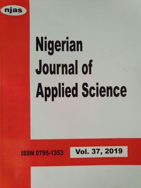 Picture of Nigerian Journal of Applied Science