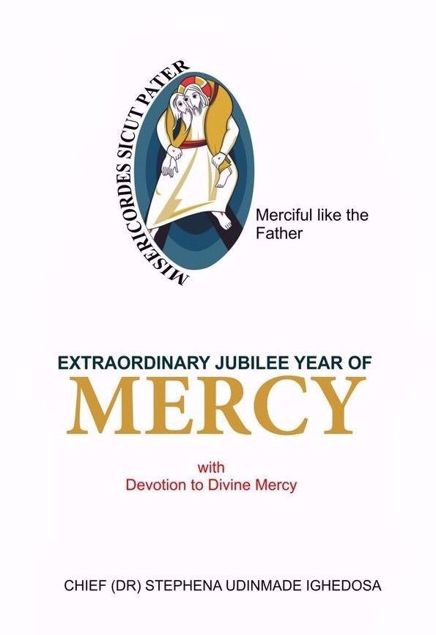 Picture of EXTRAORDINARY JUBILEE YEAR  OF MERCY With Devotion to Divine Mercy