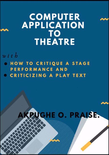 Picture of Computer Application to Theatre.