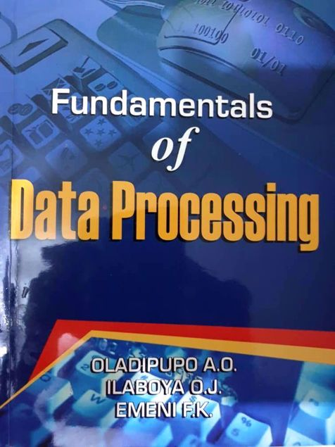 Picture of Fundamentals of Data Processing