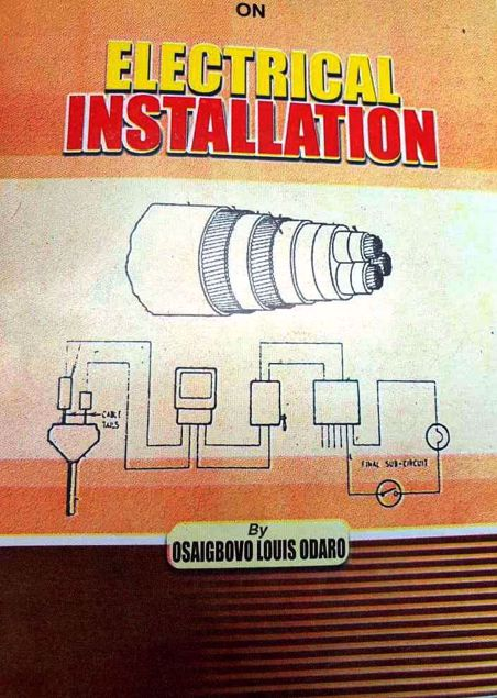 Picture of CONCISE TEXTS ON ELECTRICAL INSTALLATION.