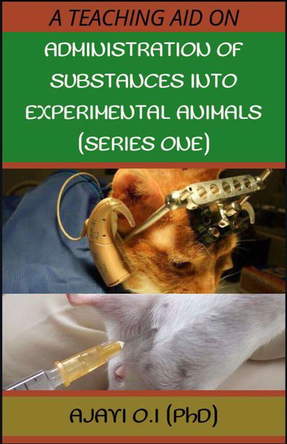 Picture of ADMINISTRATION OF SUBSTANCES INTO EXPERIMENTAL ANIMALS