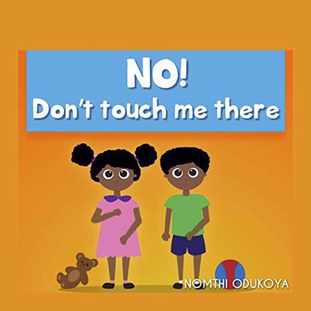 Picture of No! Don't Touch Me There