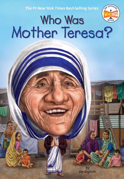 Picture of Who Was Mother Teresa?