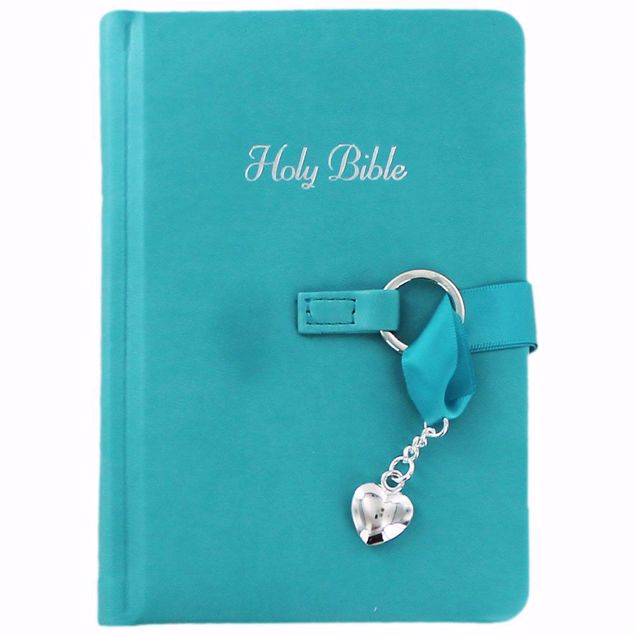 Picture of NKJV Simply Charming Bible