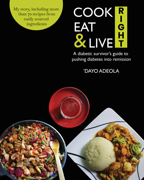 Picture of COOK EAT & LIVE RIGHT