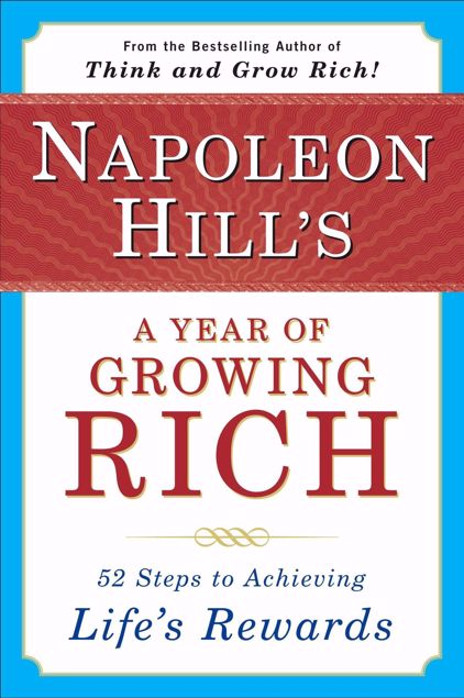 Picture of A Year Of Growing Rich