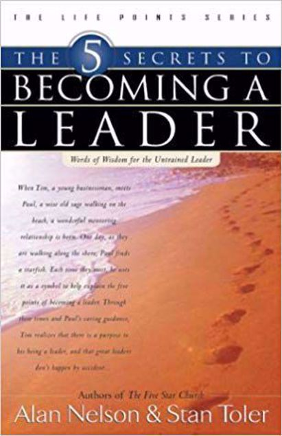 Picture of 5 Secrets To Becoming A Leader