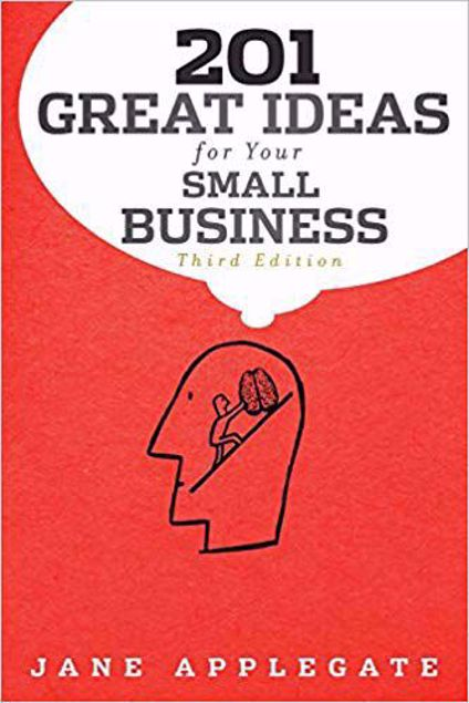 Picture of 201 Great Ideas for Your Small Business