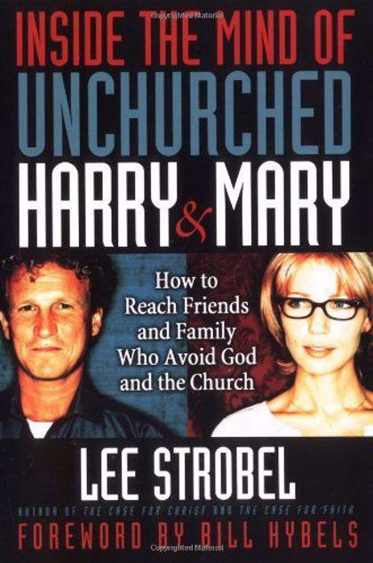 Picture of INSIDE MIND UNCHURCHED HARRY MARY