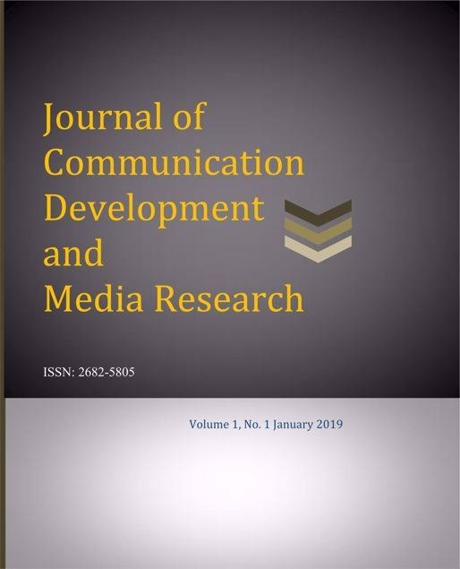 Picture of Journal of Communication Development and Media Research