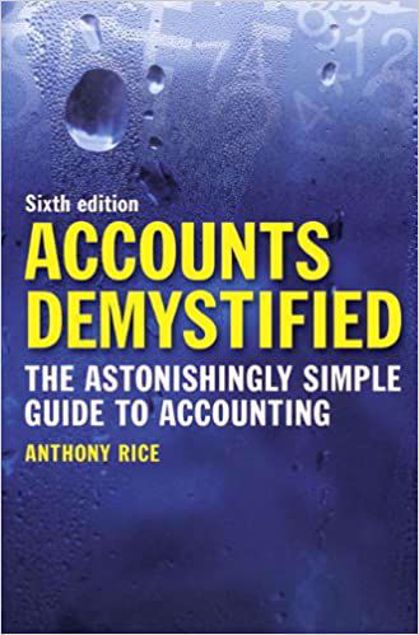 Picture of Accounts Demystified, Paper Cover