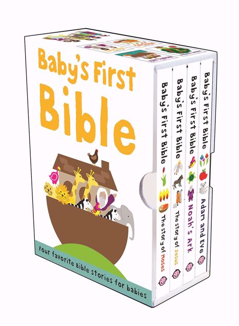Picture of Baby's First Bible