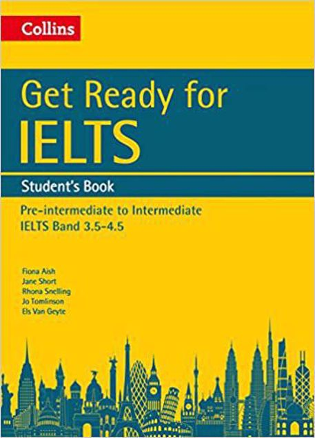 Picture of Get Ready For Ielts: Student's Book: Ielts 3.5+ (A2+)