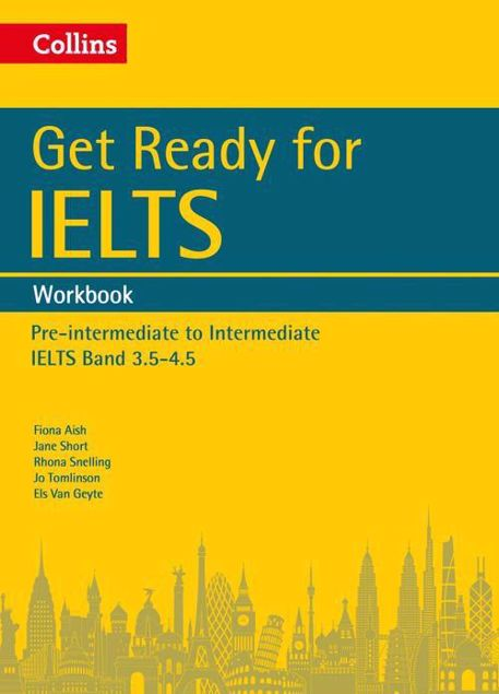 Picture of Get Ready For Ielts: Workbook: Ielts 3.5+ (A2+)