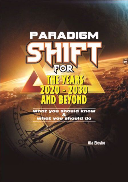Picture of PARADIGM SHIFT FOR THE YEARS 2020-2030 AND BEYOND