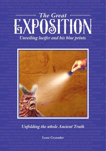 Picture of The Great Exposition:Unveiling Lucifer and his blue prints