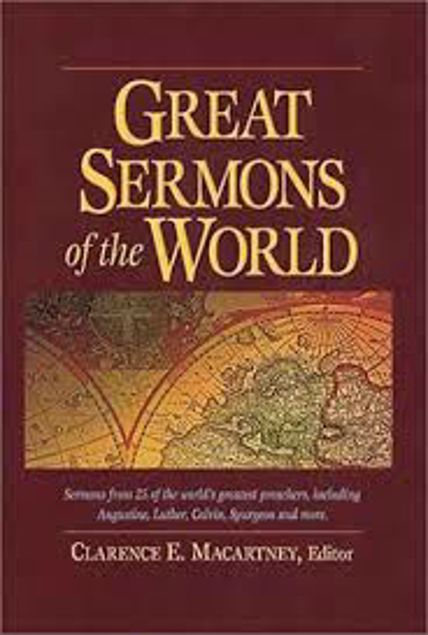 Picture of Great Sermons Of The World