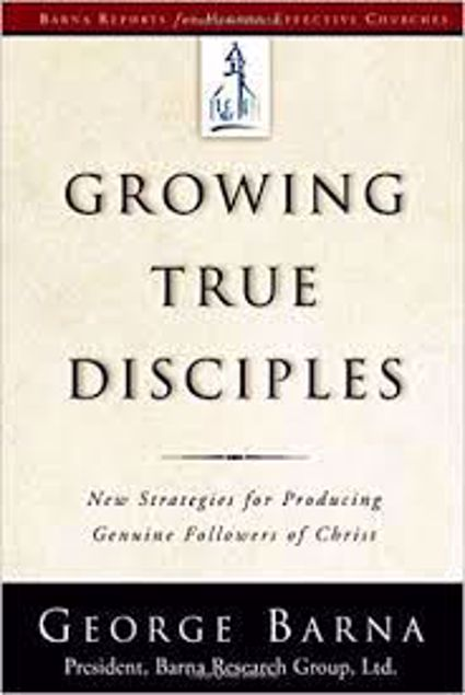 Picture of Growing True Disciples-H/C