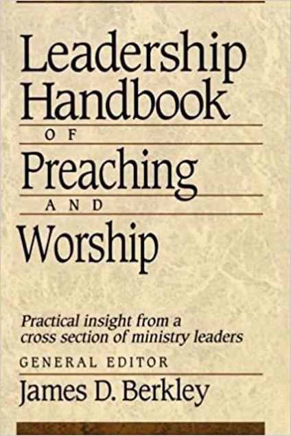 Picture of Leadership Handbook/Preaching.