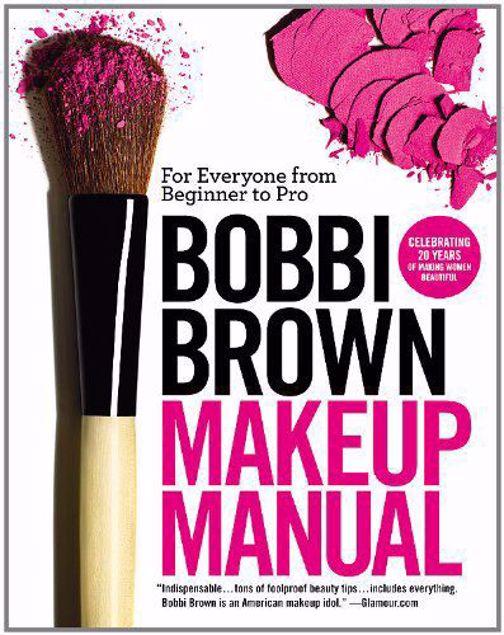 Picture of Bobbi Brown Makeup Manual