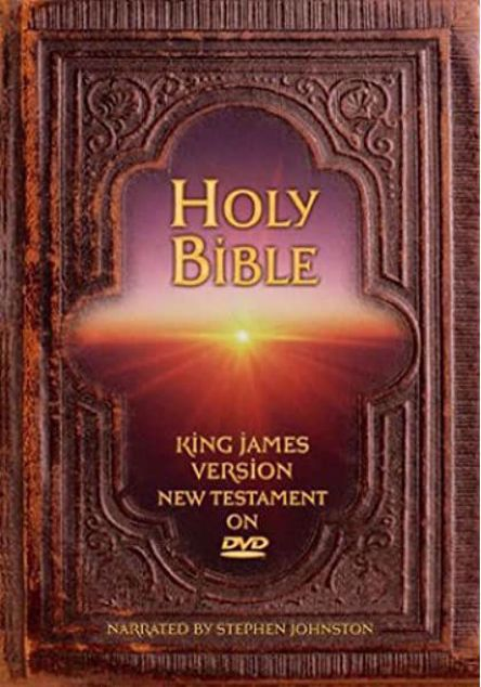 Picture of Holy Bible-Dramatized Narration(Dvd)
