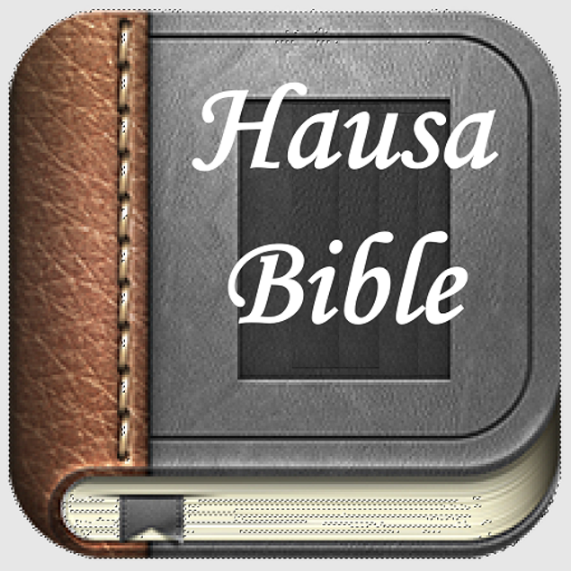 Picture of Hausa/English Bible