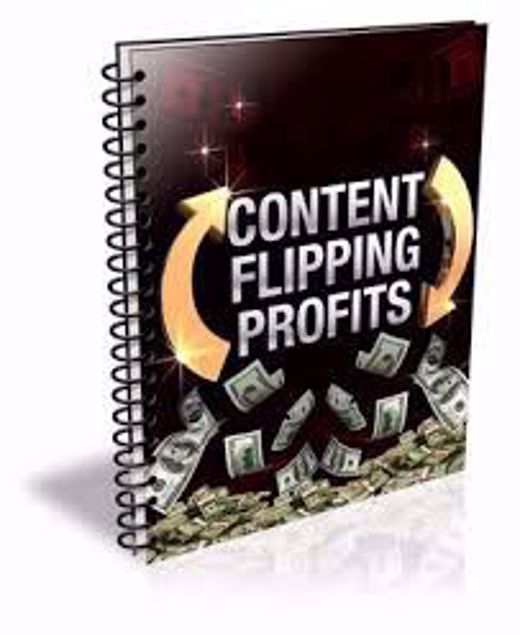 Picture of Content Flipping Profits