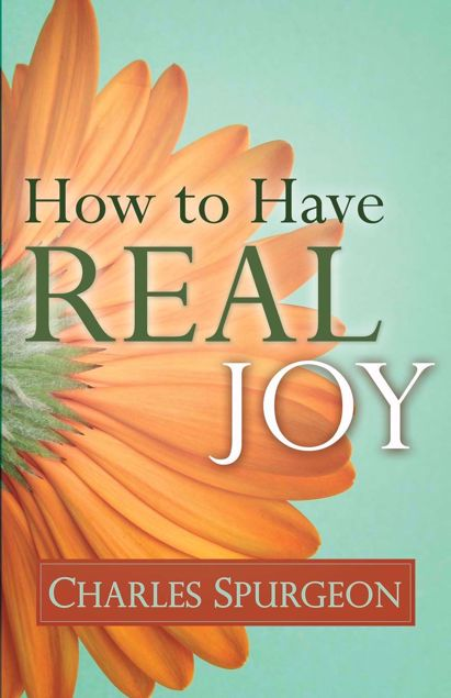 Picture of How to Have REAL JOY