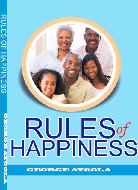 Picture of Rules of Happiness