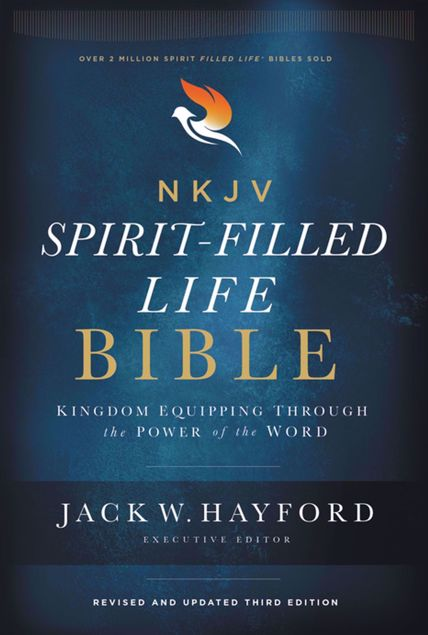 Picture of NKJV, Spirit-Filled Life Bible, Third Edition