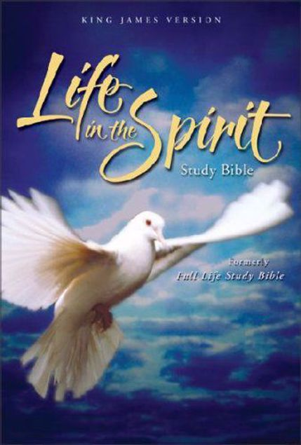 Picture of KJV Life in the Spirit Study Bible