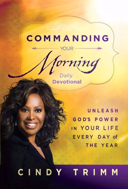 Picture of Commanding Your Morning Daily Devotional