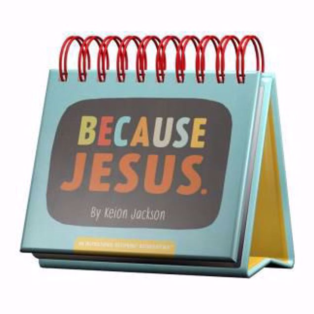 Picture of CALENDAR-BECAUSE JESUS
