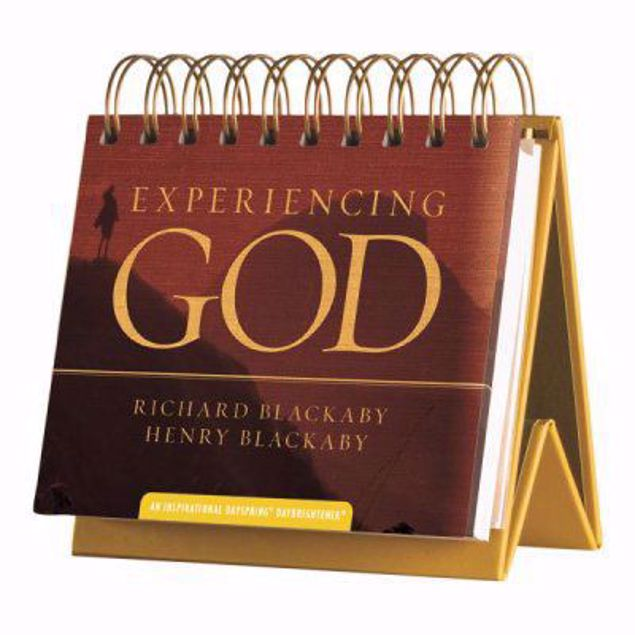 Picture of CALENDAR-EXPERIENCING GOD