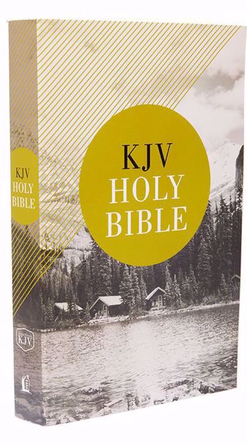 Picture of KJV-HOLY BIBLE