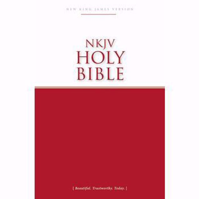 Picture of NKJV-HOLY BIBLE