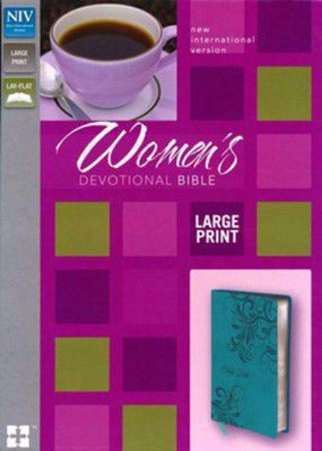 Picture of NIV-WOMEN'S DEVOTIONAL BIBLE DUOTONE